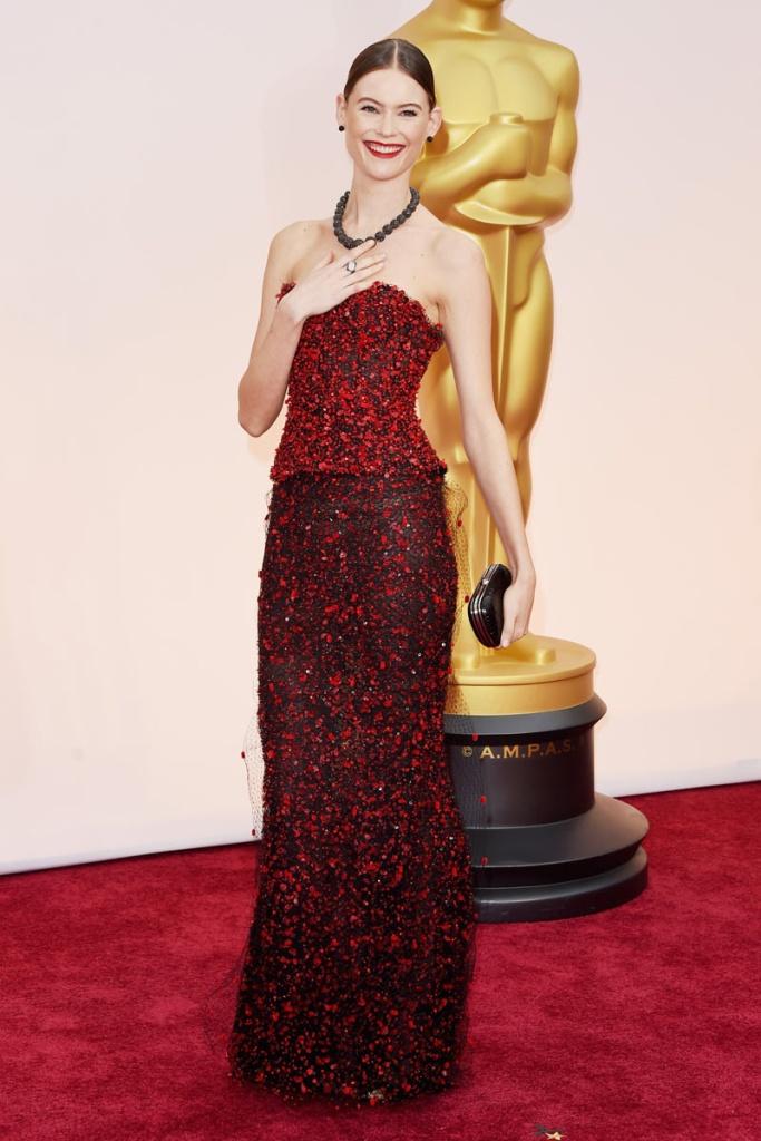 Oscars Behati Prinsloo