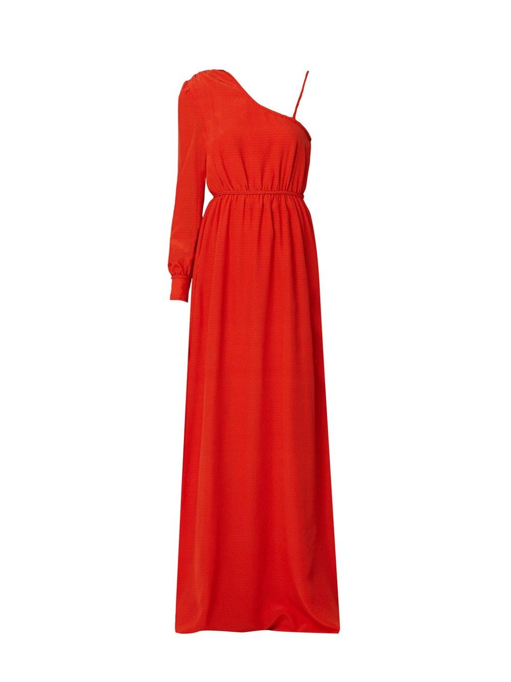 invitada- vestido-rojo-hoss-intropia
