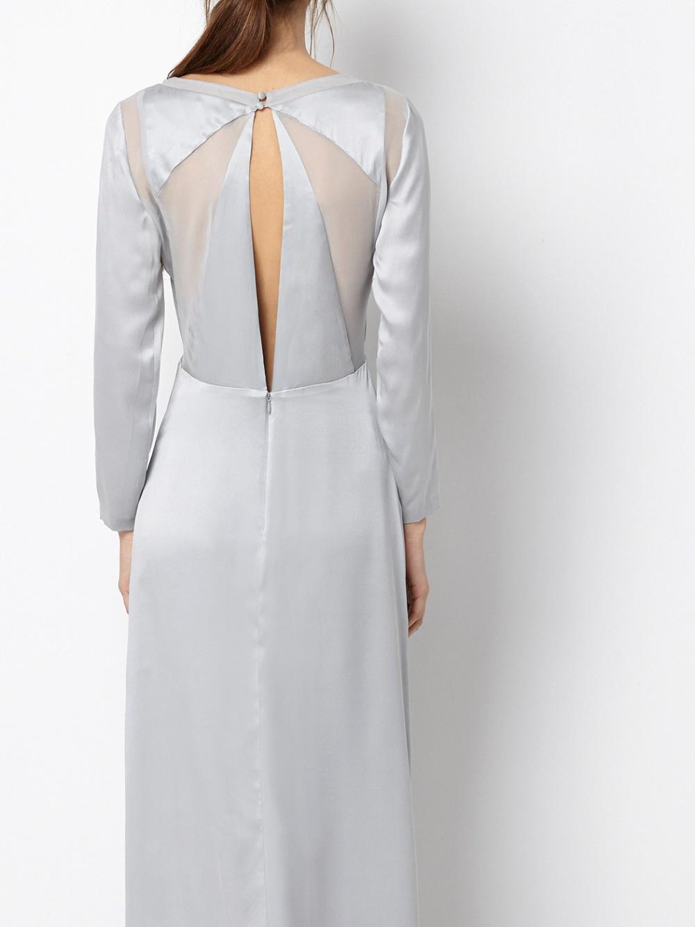invitada-vestido-transparencias-hoss-intropia