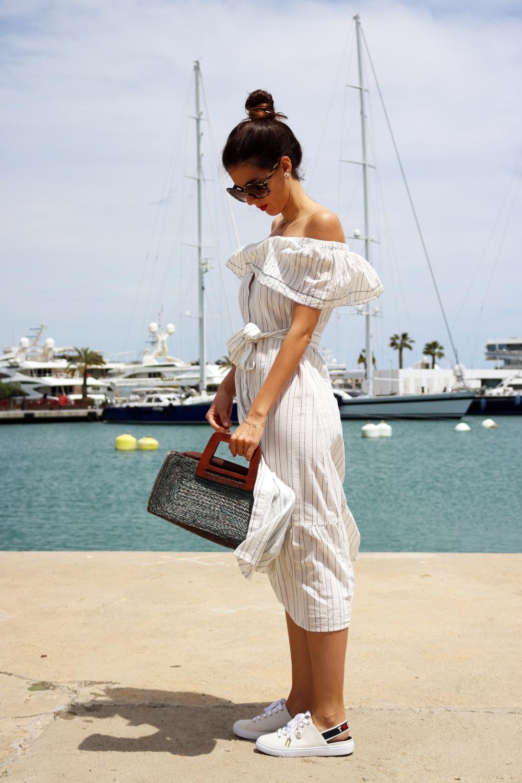 White-dress-off-shoulder-